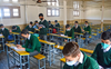 Schools in Kashmir open after one year