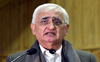 Why changing goalposts, Khurshid asks Azad-led G-23 in open letter