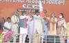 Actor Mithun Chakraborty joins BJP ahead of Modi's Kolkata rally