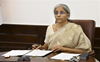 High fuel prices: Tax cut should be joint call of Centre and states, says Sitharaman