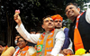 BJP fields Suvendu Adhikari against Mamata Banerjee