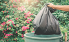 This low-cost portable machine grabs plastic bags