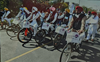 Punjab Budget LIVE:Ruckus in Punjab Assembly over farm laws as Budget session begins