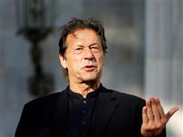Pakistan PM Imran Khan lashes out at Opposition for making mockery of democracy