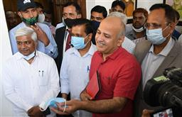 Delhi Budget: Free vaccine to continue at govt hospitals, says Sisodia