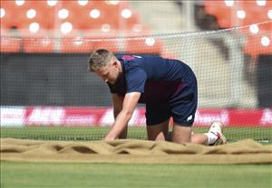 Pitch looks very similar to last Test: Root
