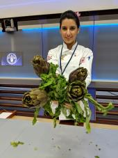 Women chefs in commercial kitchens, and how!