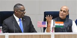 India, US discuss contours of sharing military technology