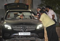 Number plate of SUV near Ambani home found hidden in Sachin Vaze's Mercedes: NIA