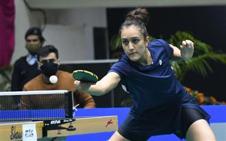 Table Tennis: Manika, Sreeja advance into final round at Doha