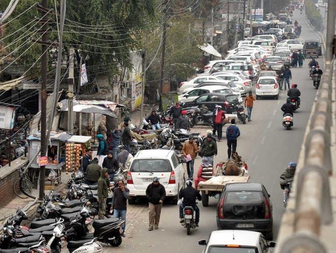 Parking contractors fleece city motorists