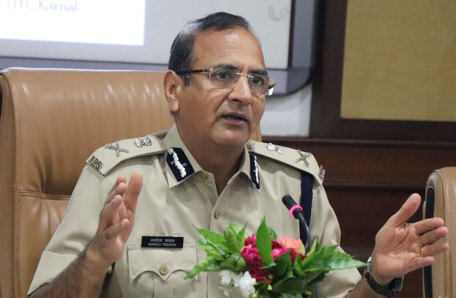 CM Haryana says Yadava to continue as DGP