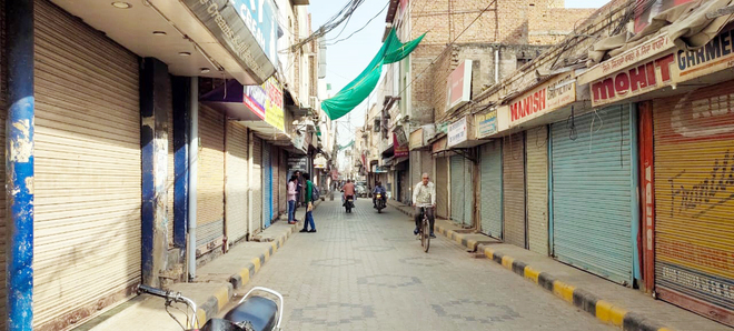 Tension in Malout over BJP's bandh call