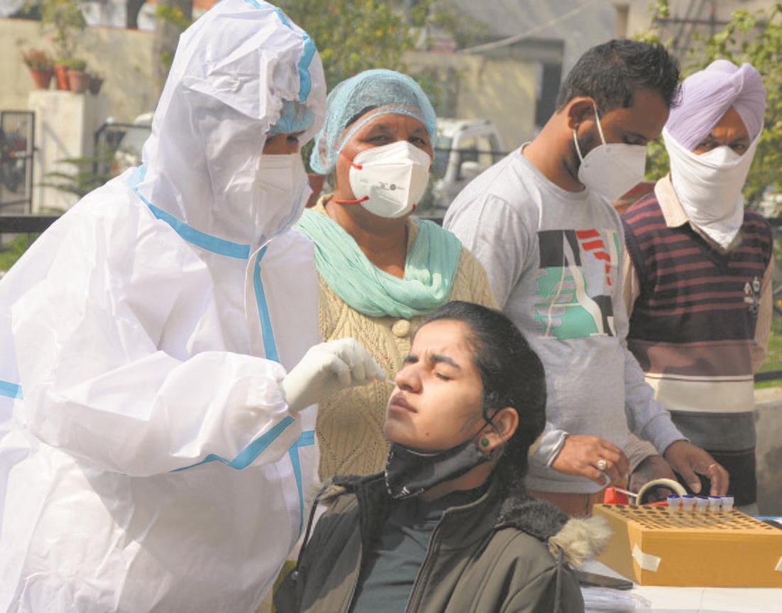 Covid-19: No death; 63 +ve in Ludhiana district