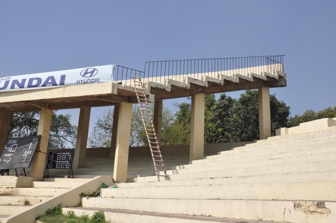 88 yrs on, Gandhi Ground is still in construction mode