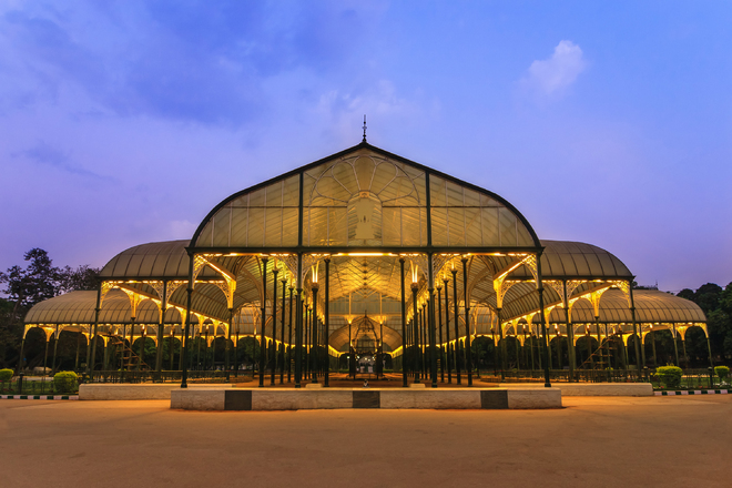 How a flower led to architectural wonders