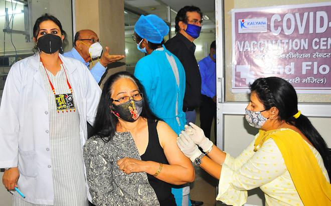 Covid cases: 50% jump in week in Haryana