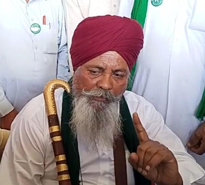 Lakha Sidhana should join morcha: Ruldu Singh Mansa