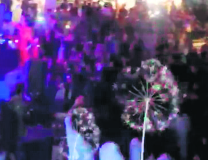 Clubs, restaurants in Ludhiana flout police orders, go beyond 11.30 pm deadline