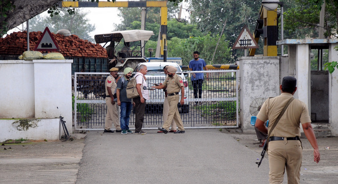 Unknown caller booked for making bomb hoax call  to Sahnewal airport