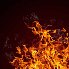 Fire near thermal plant in Bathinda