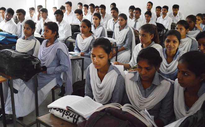 Patiala's Girls Multipurpose School adjudged 'best' in state
