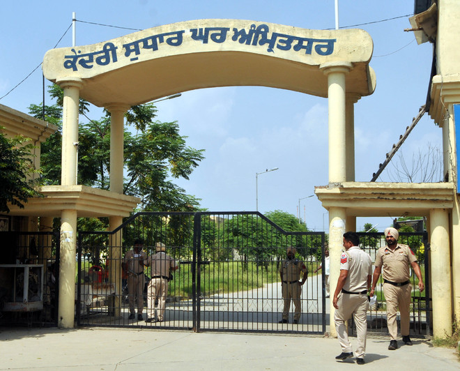 Central Jail inmates easily connect to outside world