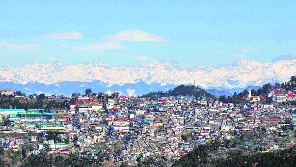 Shimla's Ease of Living index ranking has surprised its own denizens