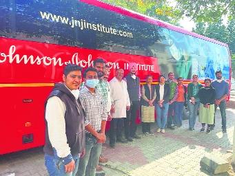 'Institute on Wheels' at Patiala hospital to hone surgeons' skills
