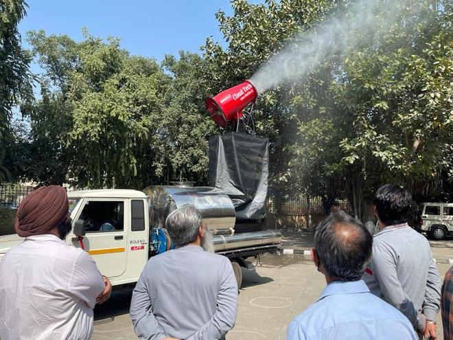 City gets anti-smog machines to check rising air pollution