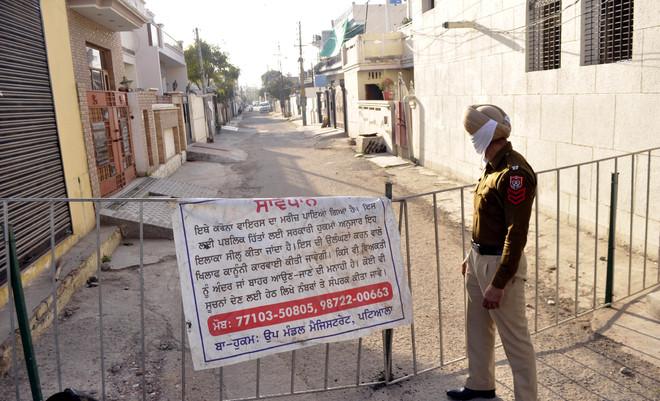 Micro-containment zones in Patiala