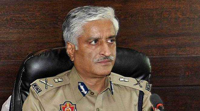 Stay on arrest, ex-DGP Sumedh Saini finally appears in court