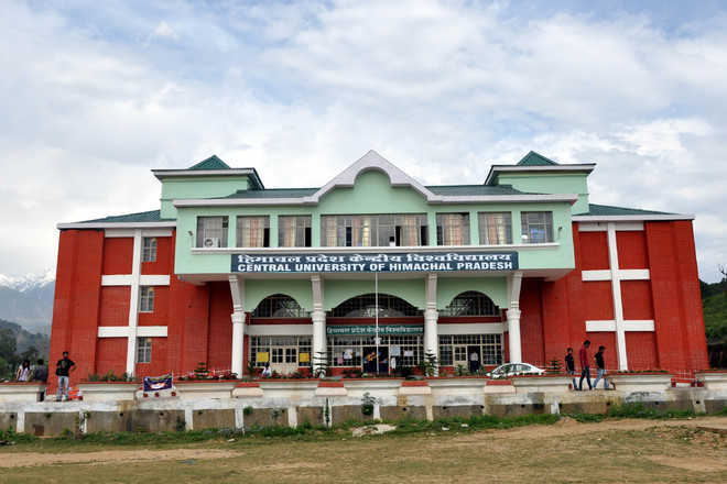 Central University Himachal Pradesh Vice-Chancellor resigns
