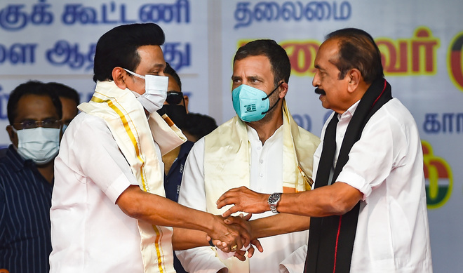 Free jabs for all: Cong Puducherry manifesto