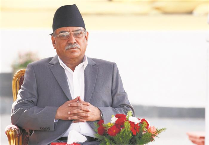 Prachanda suggests dropping 'Maoist Centre' from party name