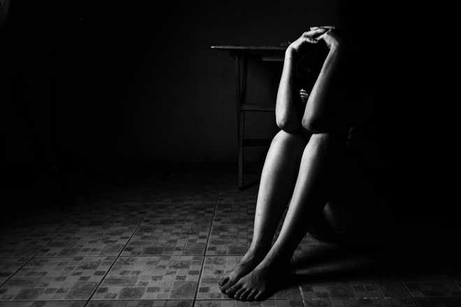 12-yr-old raped by two in park