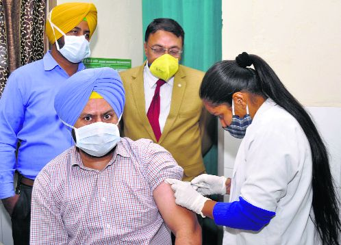 14 teachers, 7 students test positive for Covid in Patiala