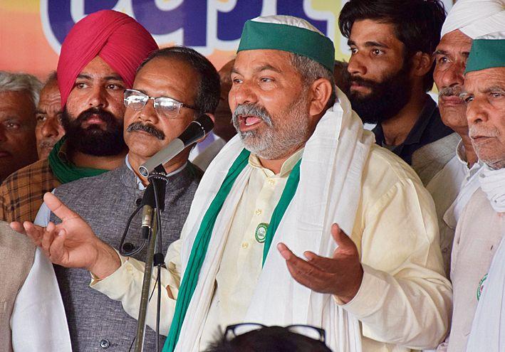 Will take movement beyond Delhi: Sanyukt Kisan Morcha