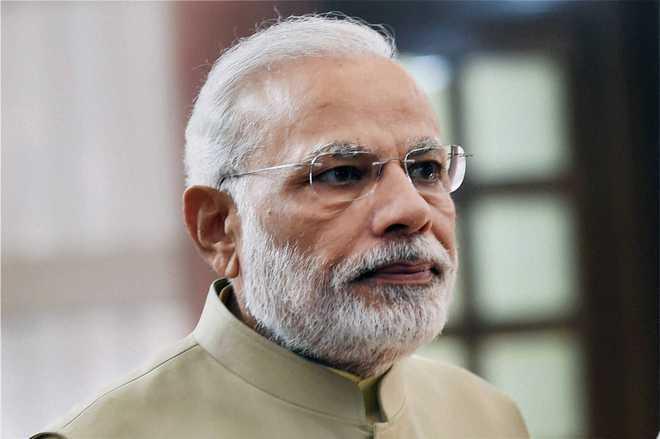 CERAWeek award for PM Narendra Modi