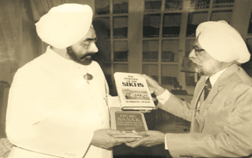 Remembering 'Father of Sikh Encyclopedia' — Prof Harbans Singh
