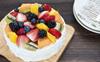 Mixed-fruit gateau : A fruity getaway to summer heaven