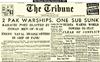 1971 war: Marine Maha Virs in western theatre