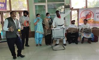 46% healthcare, frontline workers vaccinated in Amritsar district