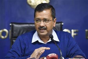 Kejriwal flays govt over farm laws