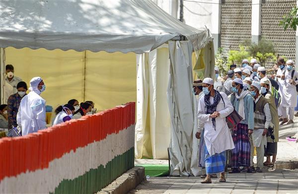 Nizamuddin Markaz mosque can be made operational during Ramzan, Centre tells HC