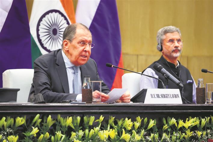 India, Russia to build on time-tested ties