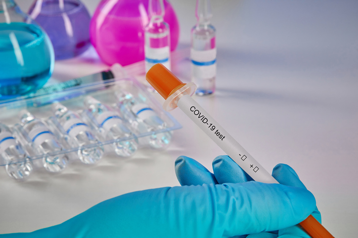 '6 more fully-inoculated KGMU staffers test positive for COVID-19'