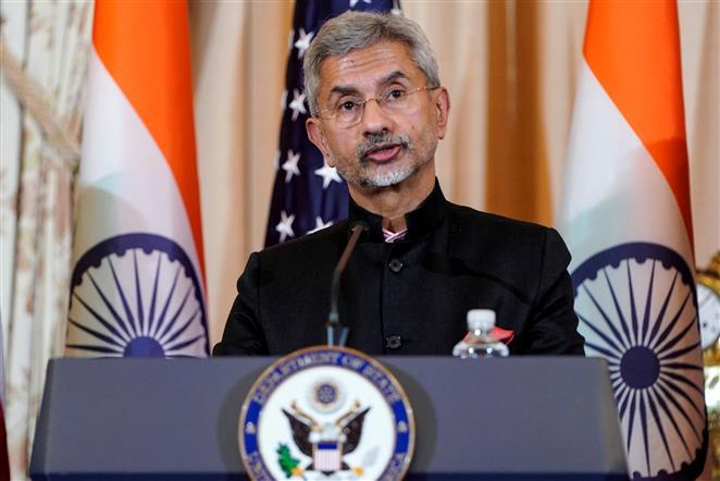 Jaishankar, US Secretary of State Blinken discuss security issues in Afghanistan, Myanmar