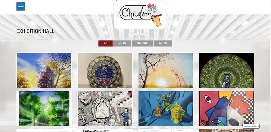 CBSE hosts national- level art workshop 'CHITRAM' on ibentos Event Tech platform