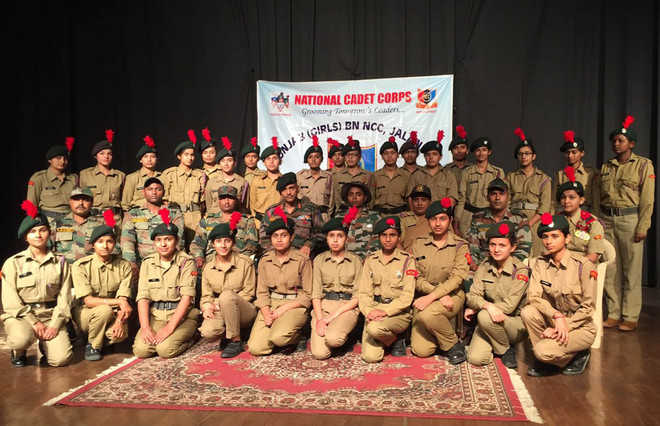 COVID-19 plays dampener with NCC's self-financed scheme to increase cadet strength